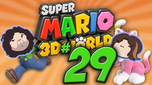 Super Mario 3D World Part 29 - Top of the Pipe