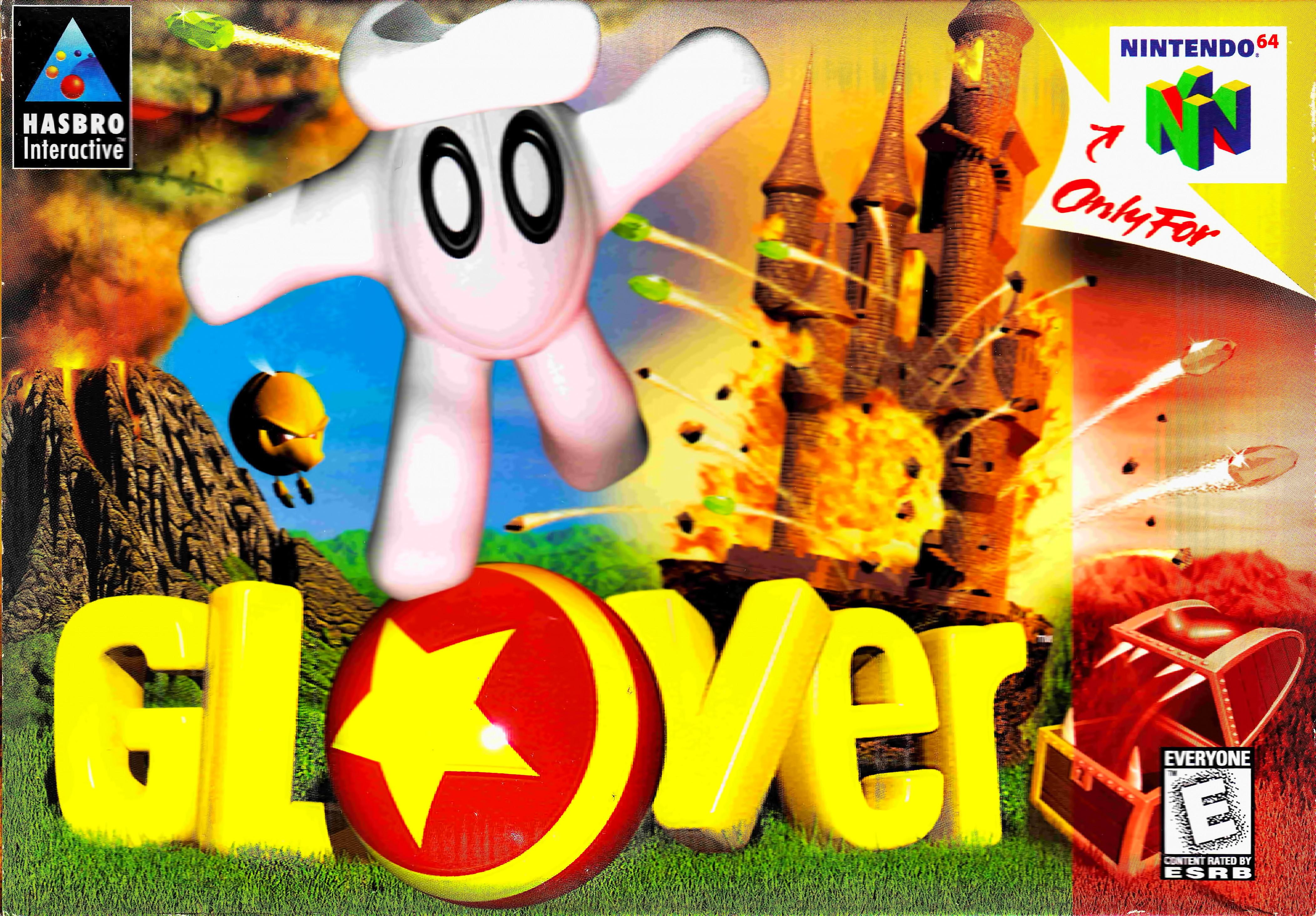 Glover Game Grumps Wiki