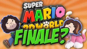 Super Mario 3D World Part 59 - Finale