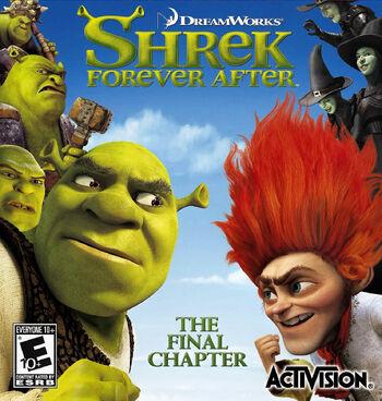 ShrekForeverAfter–TheFinalChapterCover