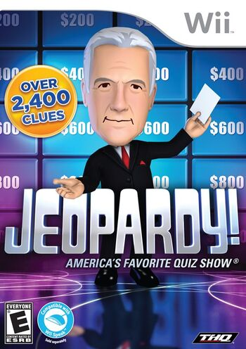 Jeopardy! Wii