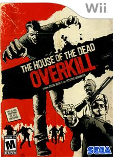 The House of the Dead Overkill USA