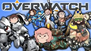Overwatch Protect The Precious