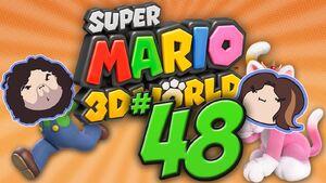 Super Mario 3D World Part 48 - Throwicide