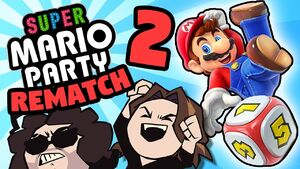 Super Mario Party Rematch Part 2