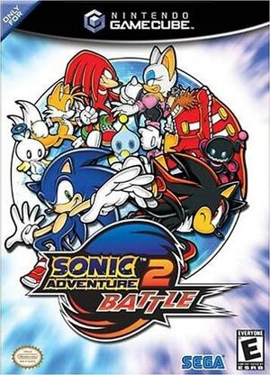 Sonic Adventure 2 Battle US