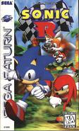 Sonic R Sega Saturn NA