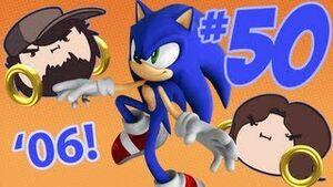 Sonic 06 50