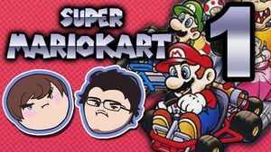 Super Mario Kart Part 1