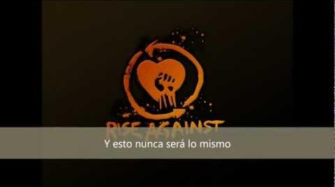 From Heads Unworthy - Rise Against (Subtitulado Español)