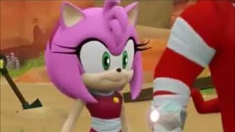 Sonic Synergy Boom - Unused Voice Clips for Amy Rose