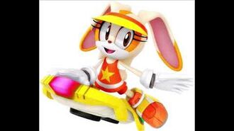 Sonic Riders Velocity - Cream The Rabbit Unused Voice Clips