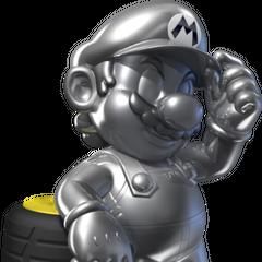 Metal Mario (Medium)