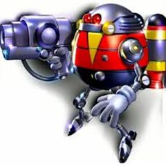 An EggRobo from Sonic Generations.
