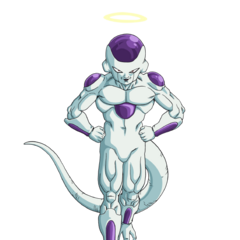 Frieza's 4th Form (Pallet Skin)