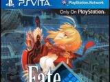 Fate/Extra: Master Edition