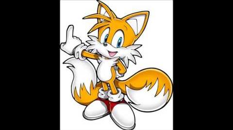 Sonic Party Wii U - Miles ''Tails'' Prower Voice