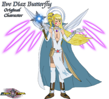 PXZ3 Princess Eve Butterfly