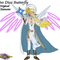 Princess Eve Butterfly (Free DLC Wave 1)