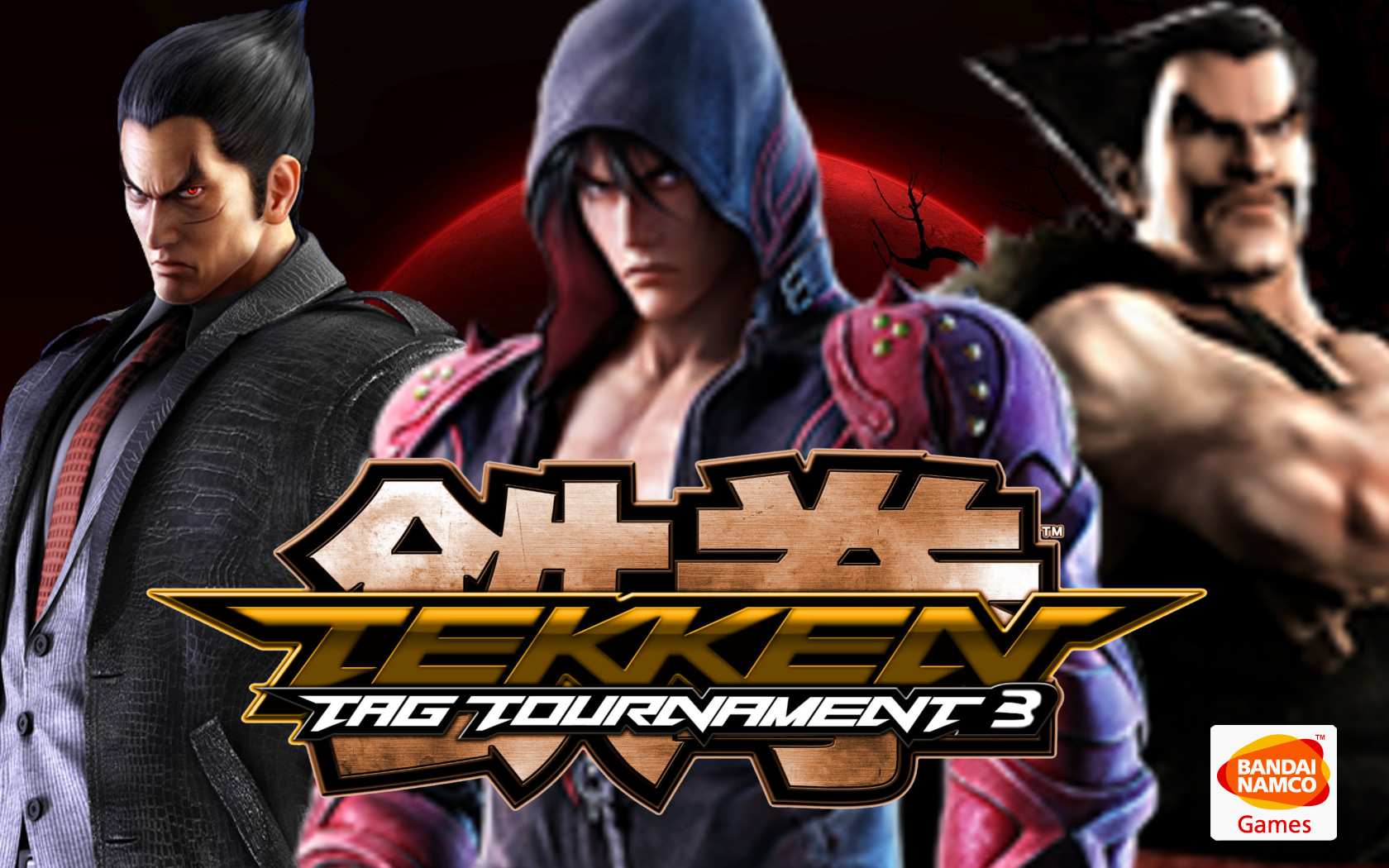 Tekken Tag Tournament 3 Theprojectxzonefan1997 Game Ideas Wiki Fandom