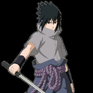 Sasuke in Naruto Shippudden