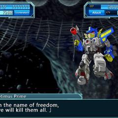 Jet Optimus Prime