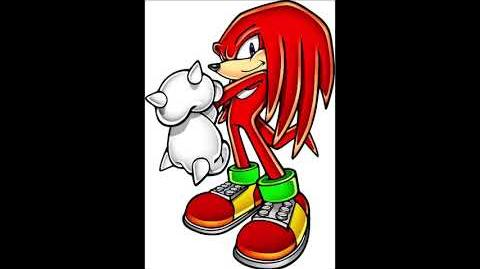 Sonic the Hedgehog (2019) - Knuckles The Echidna Unused Voice Sound