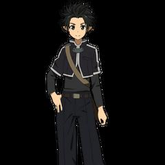 Kirito (Initial ALO)