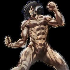 Rogue Titan Eren