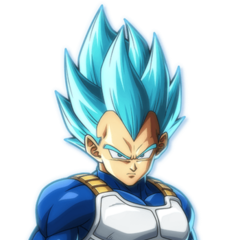 Super Saiyan Blue (Vegeta)