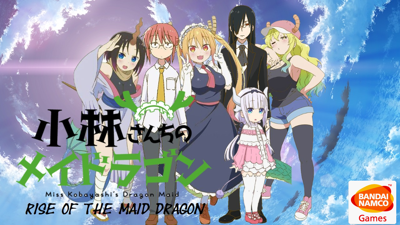 Miss Kobayashi S Dragon Maid Rise Of The Maid Dragon Game Ideas