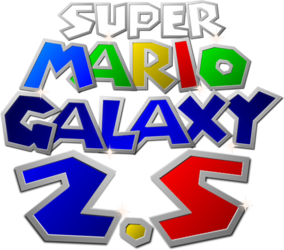 Super Mario Galaxy 3 Logo