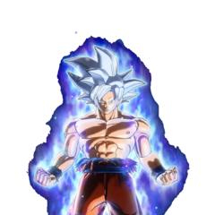 Ultra Instinct Goku (Double Assault with all characters except Vegeta)