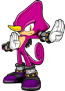 Espio the Chameleon - Sonic Channel