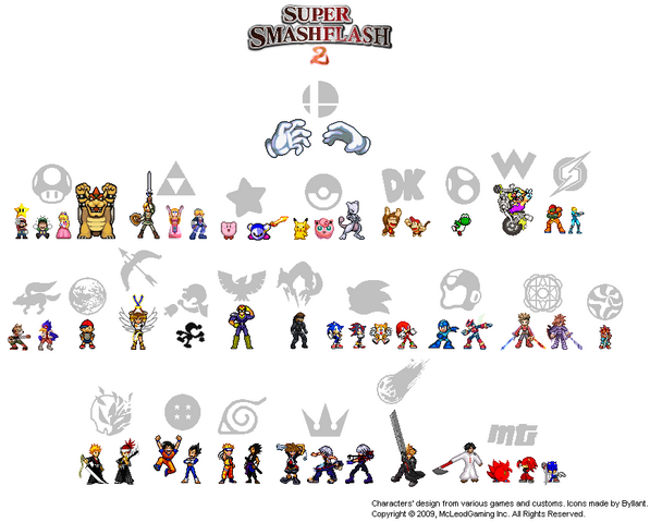 File:The Super Smash Flash 2 Icons by Byllant.png