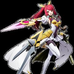 Tsubaki Yayoi/Izayoi (Free DLC Wave 1)