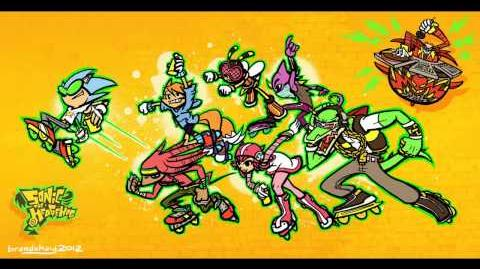 Jet Set Sonic - Running the Bassline (Tomoya Ohtani vs Hideki Naganuma)
