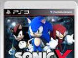 Sonic Adventure X