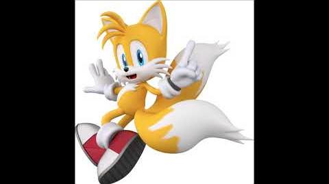 Sonic Colors 2 - Miles ''Tails'' Prower Unused Voice Clips