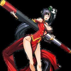 Litchi Faye-Ling (Valentine's DLC)