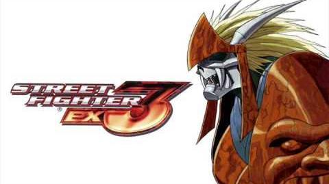 Street Fighter EX3 - Stronger (Garuda's Theme)