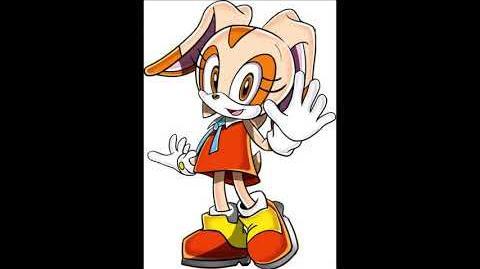 Sonic the Hedgehog (2019) - Cream The Rabbit Voice Sound