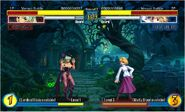 TMVsC Fight Screen 2
