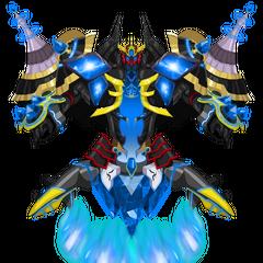 Zenshin'ou Sapphire (<i>BlazBlue</i>)