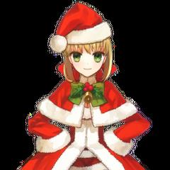Santa Saber Nero