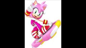 Sonic Riders Velocity - Amy Rose Unused Voice Clips
