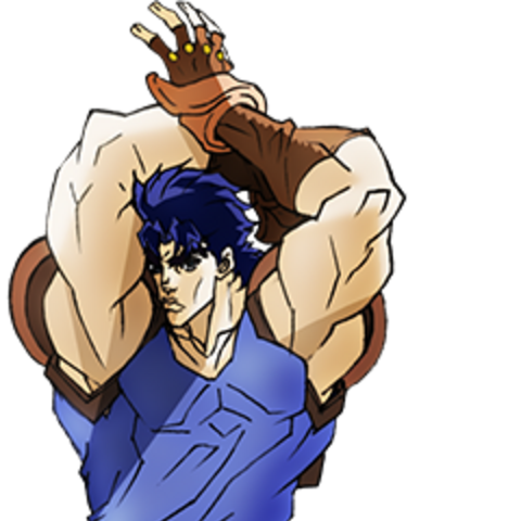 Jonathan Joestar (Playable Version of Dio)