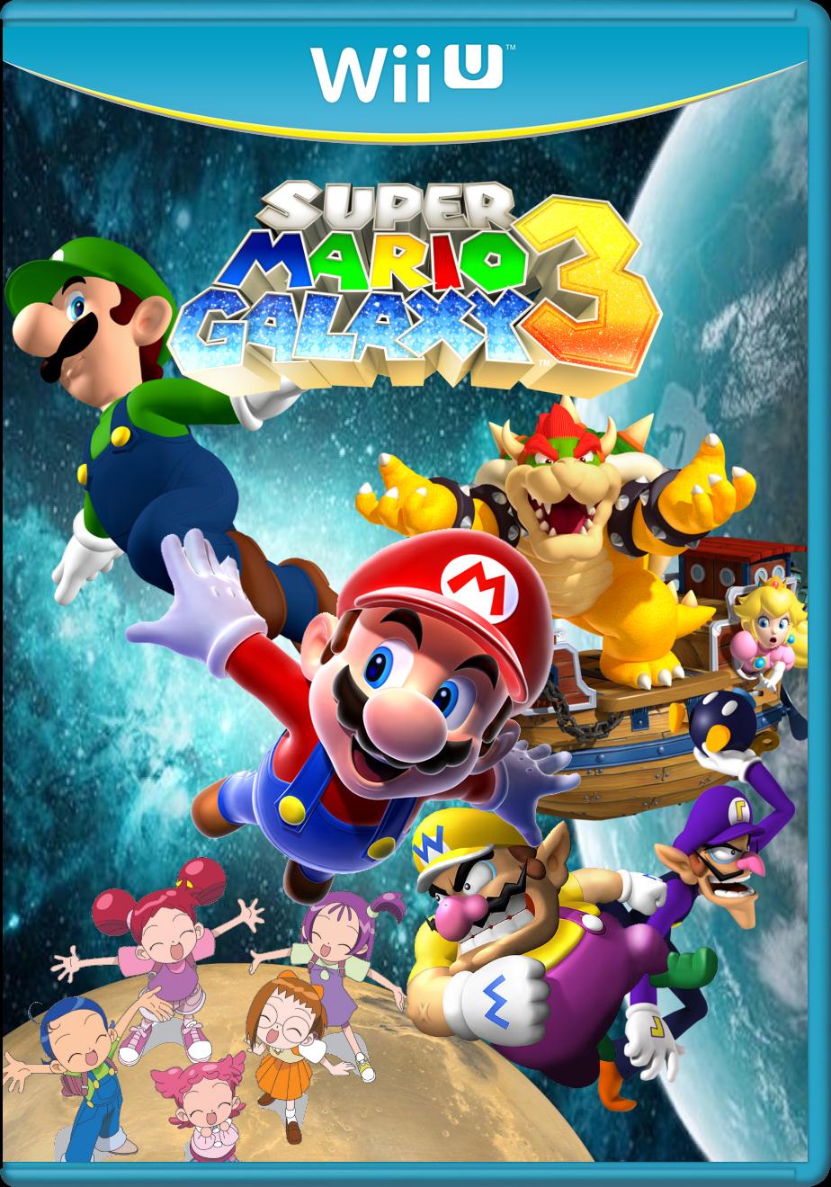 Super Mario Galaxy 3 Game Ideas Wiki Fandom