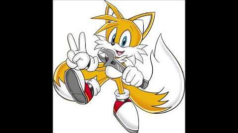 Sonic the Hedgehog (2019) - Miles ''Tails'' Prower Voice Sound