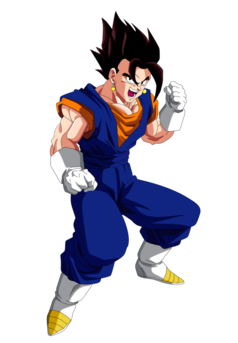 Vegetto by el maky z-d54ey73